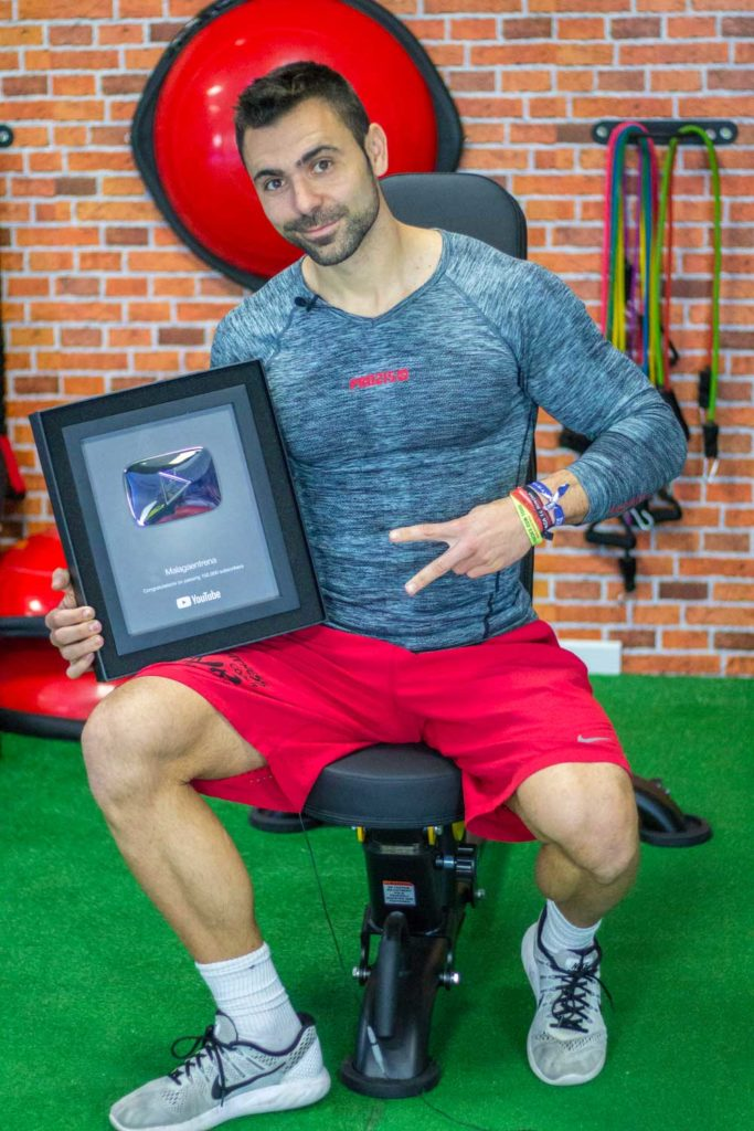 videos de entrenamiento y fitness