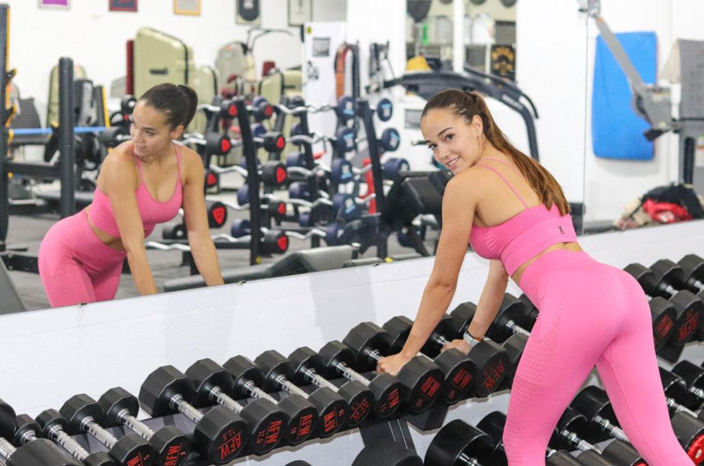 mejores ejercicios con mancuernas