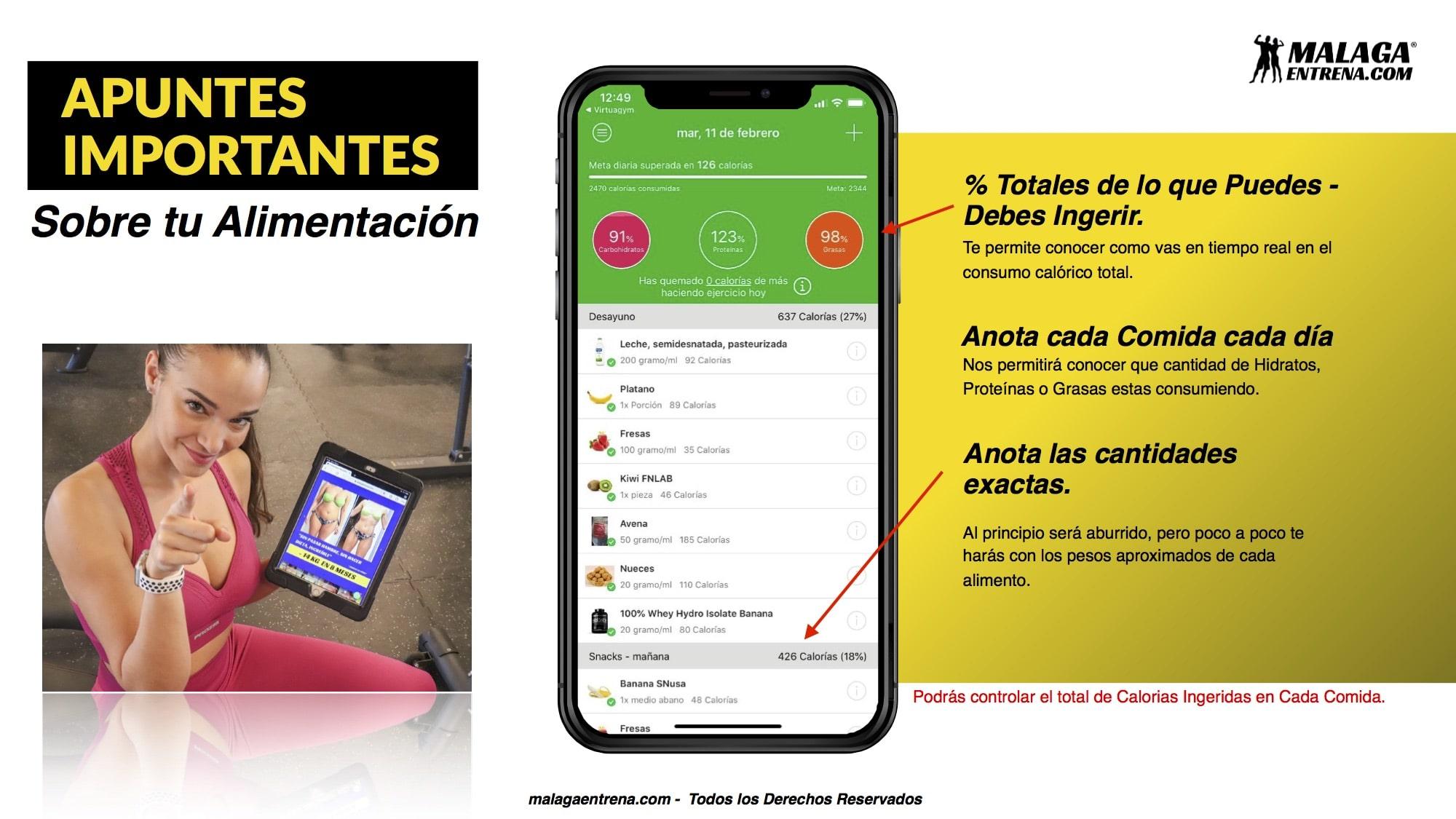 Plan Entrenamiento Online