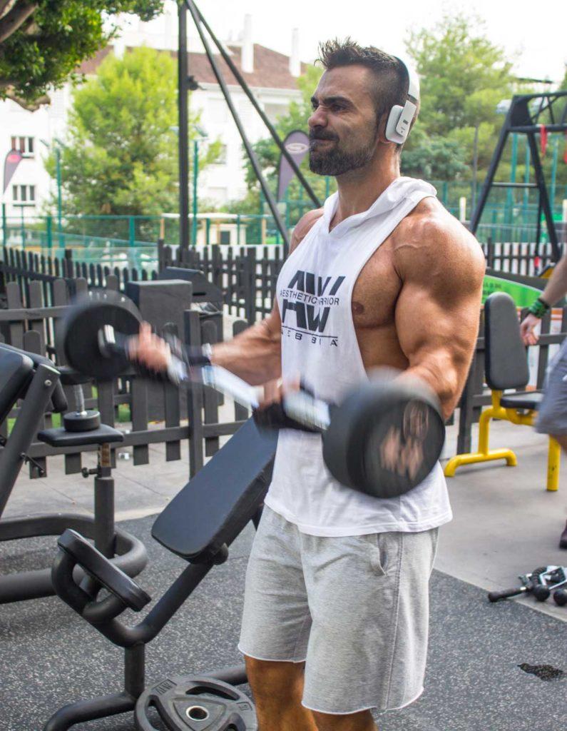 Ganar mas musculo