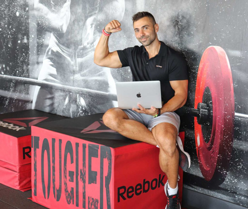 entrenamiento online dieta