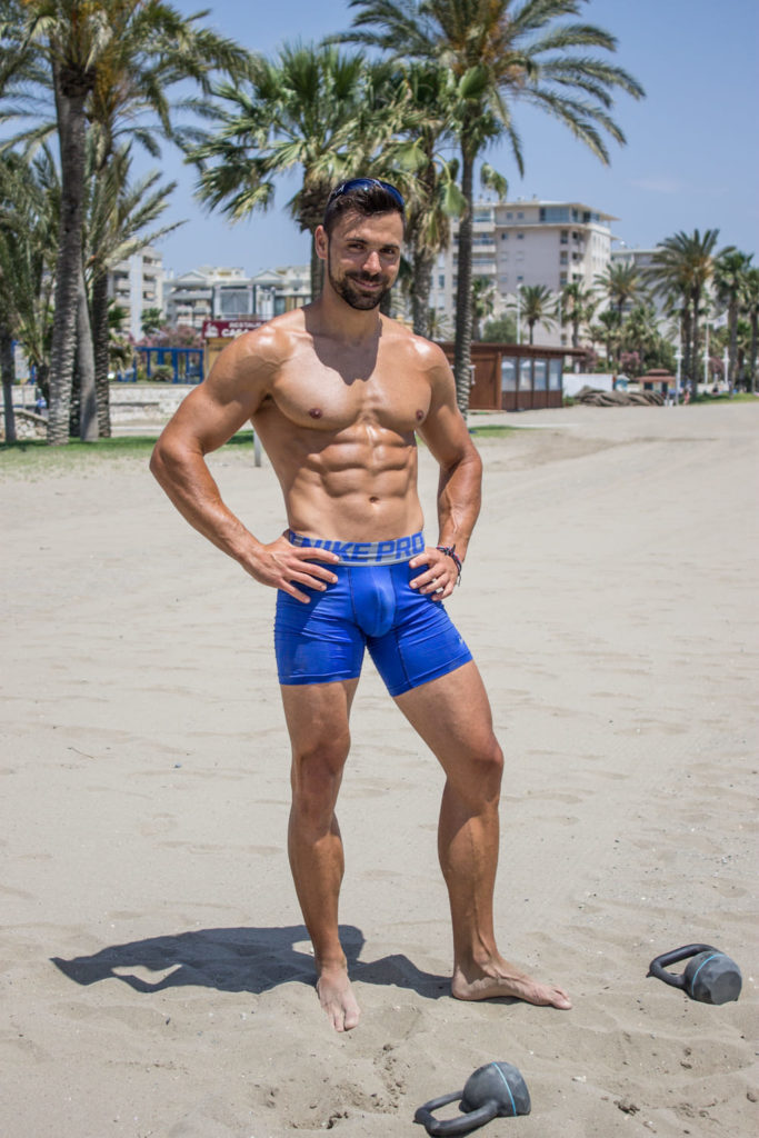 Hombre Fitness 2