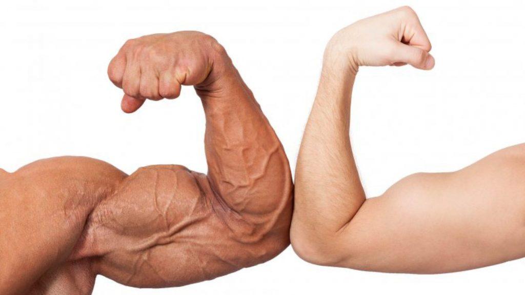 anabolizantes y esteroides en el fitness