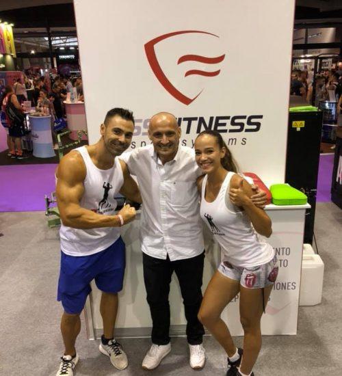 Con Rafa (CEO OssFitness)